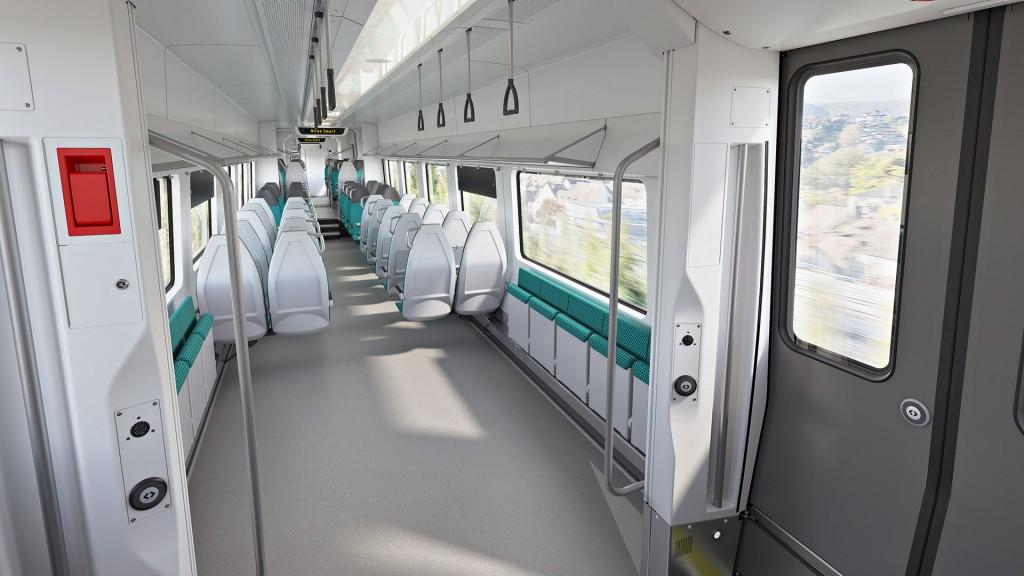 Mireo Smart Interior view