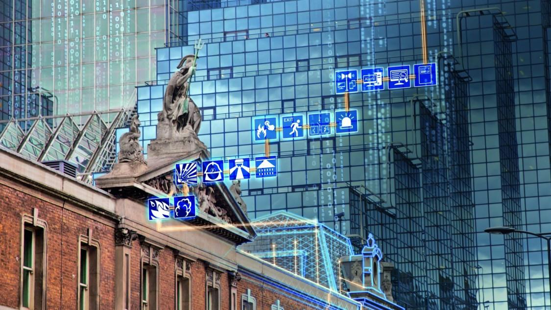 Protipožární ochrana budov, modernizace