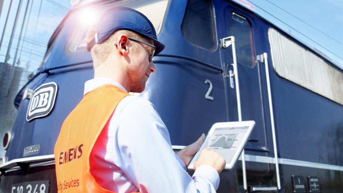 Spare Part Services | Rail Services | Siemens