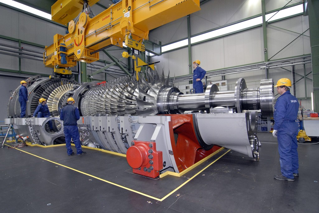 Siemens secures H-class gas turbine order from China