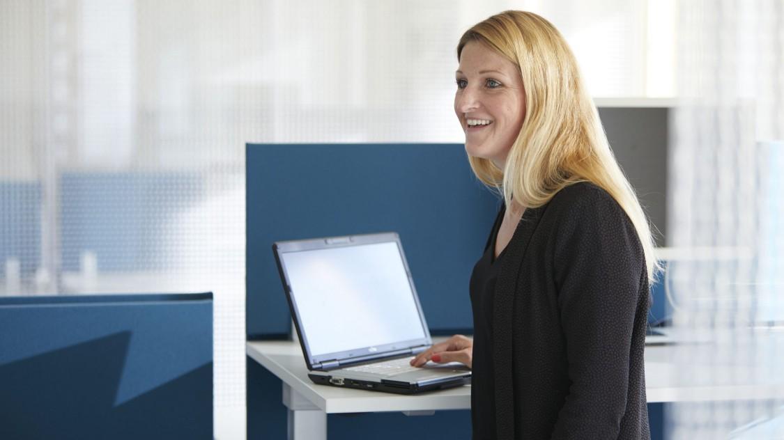 Eva Barnstorf, Marketing Manager Fire Safety, Zug, Schweiz