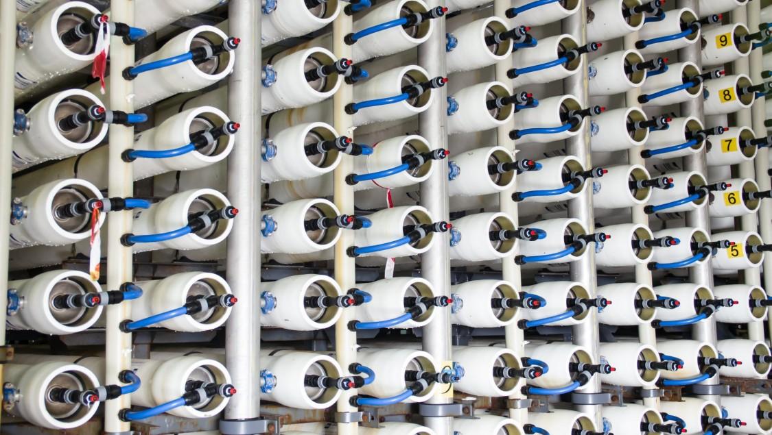 Optimierung von Meerwasser-Umkehrosmoseanlagen