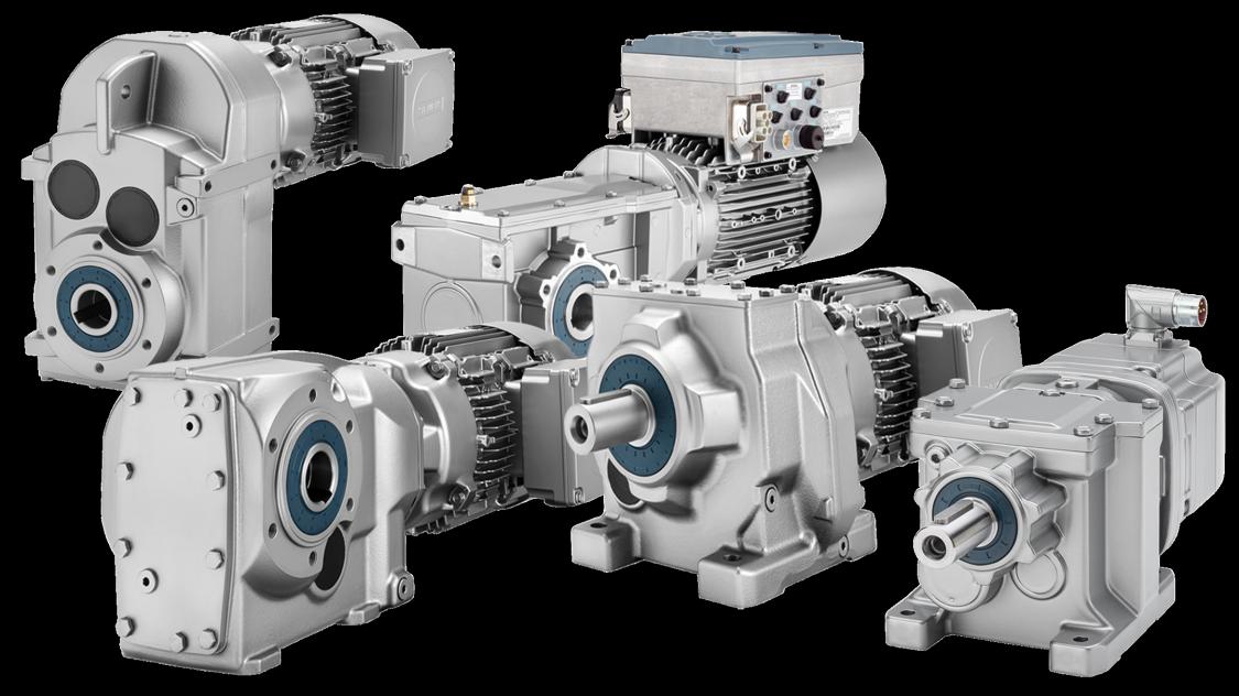 simogear gearmotors family