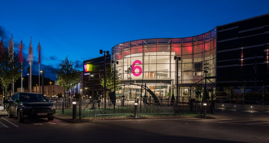Siemens integrerer indkøbscenter i Sveriges elnet