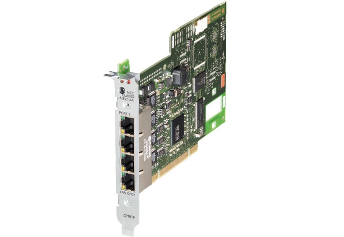 Produktbild eines CP 1616 (PCI-Baugruppe) für PG/PC/IPC