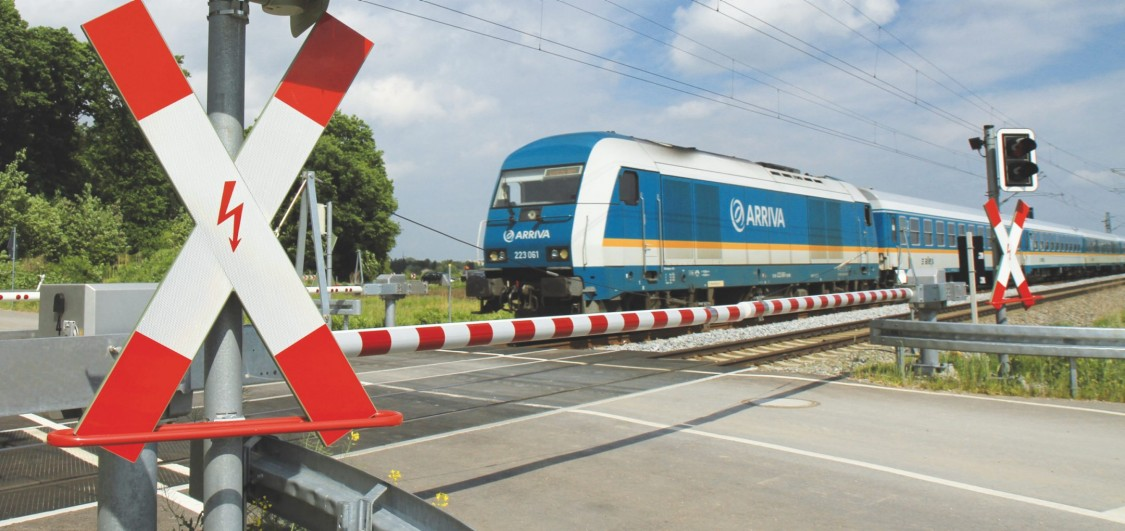 rail crossings protection