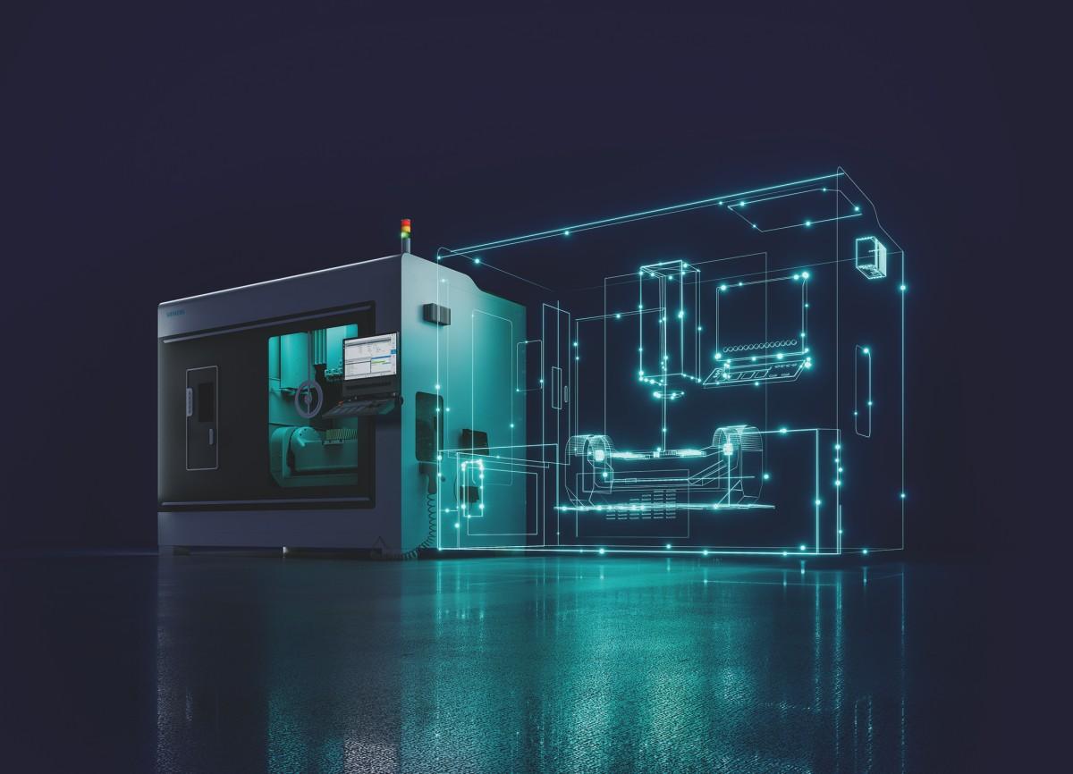 Digitalization in Machine Tool Manufacturing - Infinite opportunities from infinite data