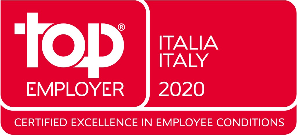 Top Employer Italia 2020