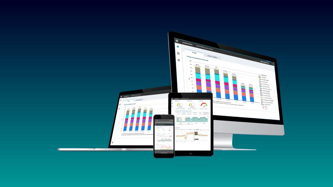 SENTRON Softwarelösungen für digital unterstütztes Energiemonitoring in der Niederspannung