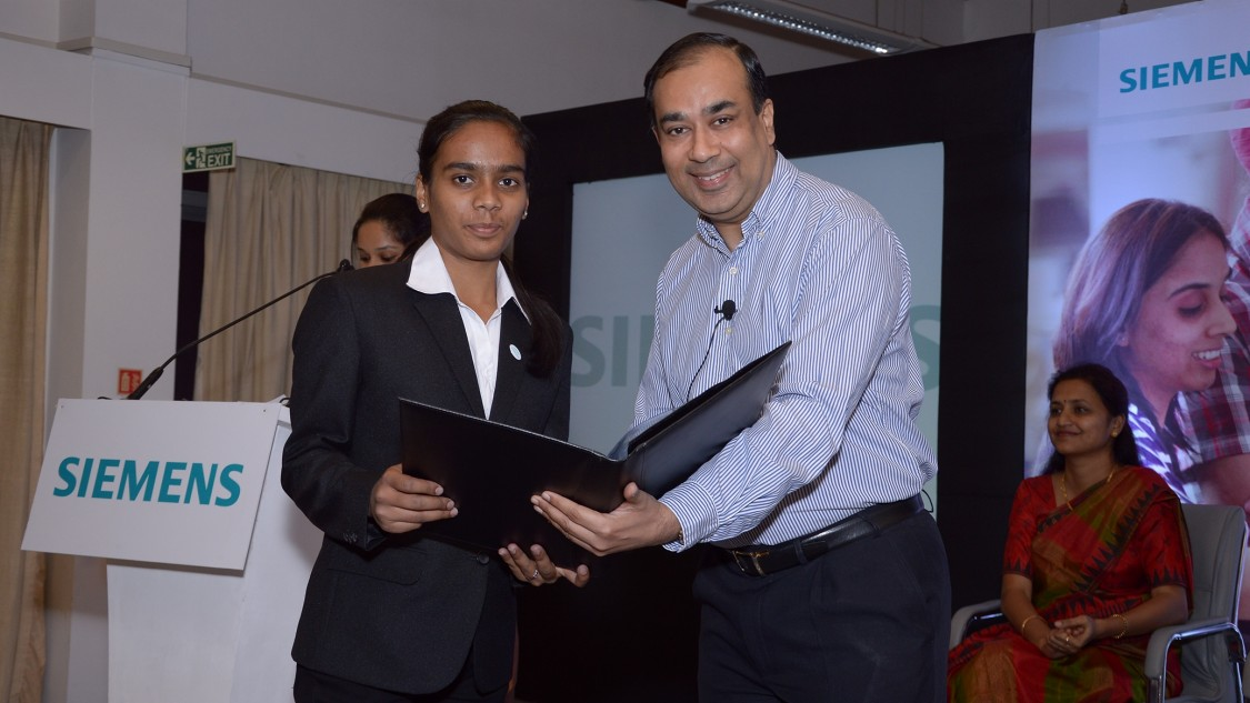 Siemens Scholarship Program