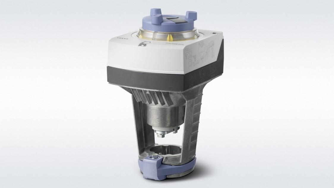 Actuators for globe valves and PICV