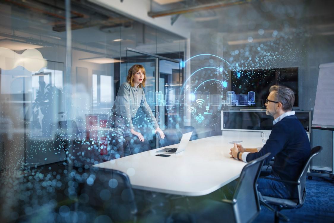 poradenství Digitalizace v procesním průmyslu