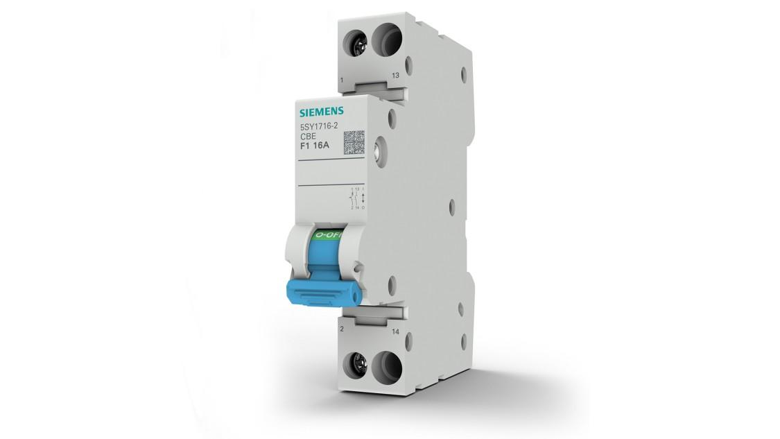 Geräteschutzschalter zum Schutz von elektronischen Komponenten