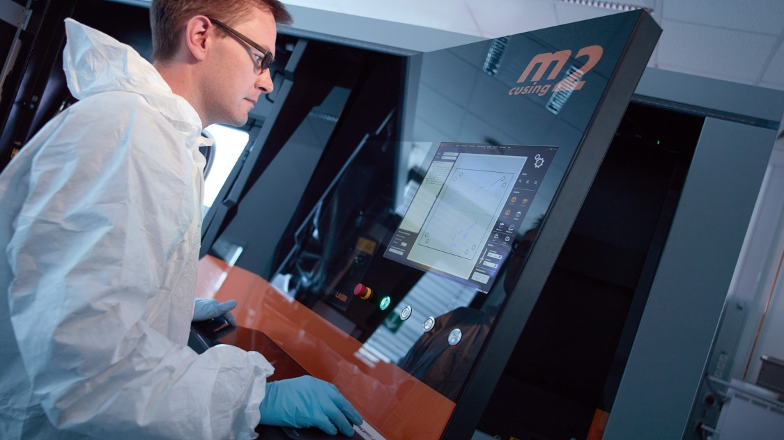 Baskıya hazır – Siemens'te 3D baskı