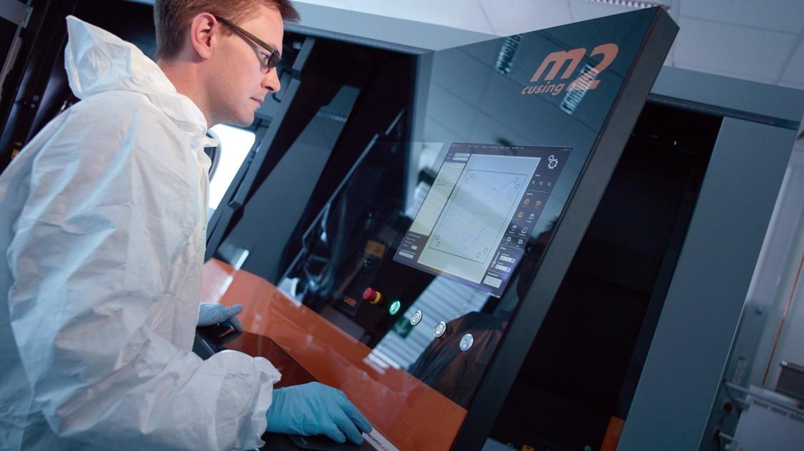 Готовий до друку: використання технологій 3D-друку в компанії Siemens