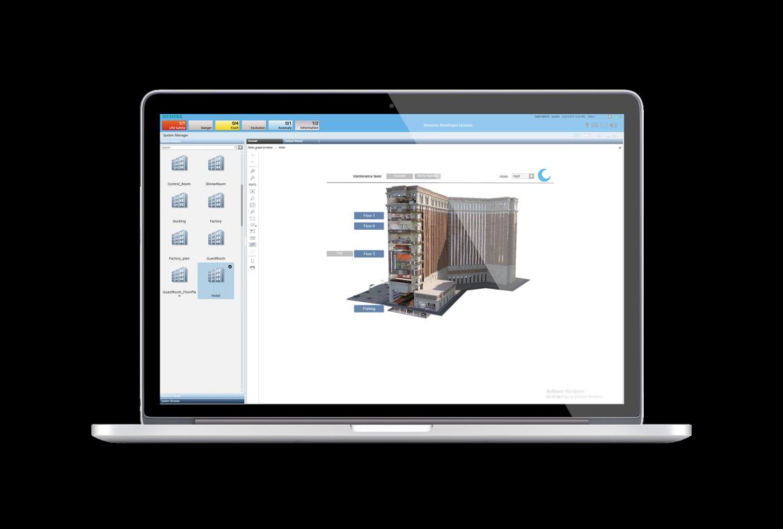Lite UI, size özellikle de atanmış olmayan personel için kullanılabilirliği artıran basitleştirilmiş bir kullanıcı arayüzü sağlar