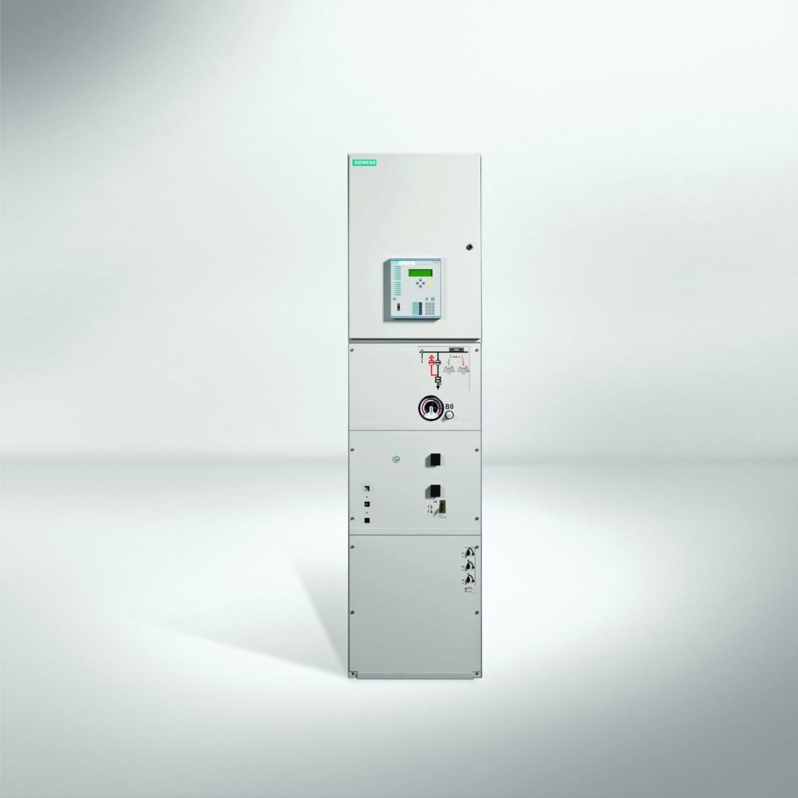 8DA10 Rozdzielnica średniego napięcia 40,5 kV w izolacji gazowej