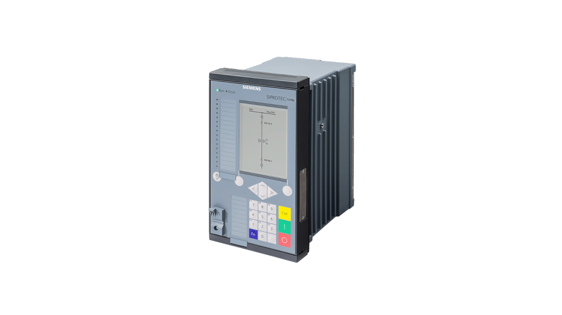 Transformer differential protection – SIPROTEC 7UT82