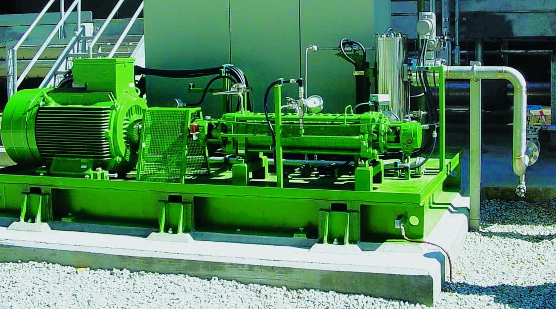 Wet Compression (Wet C)   Modernization and Upgrades for Gas
