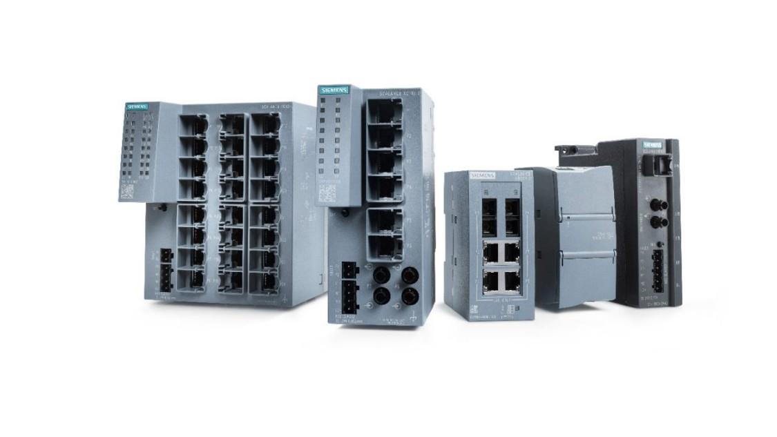 Portfolio produktů switchů bez možnosti konfigurace