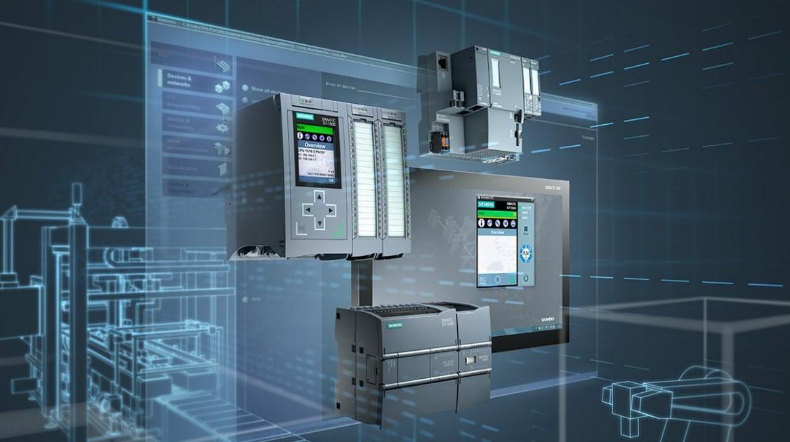 automatyka przemysłowa siemens - simatic controllers