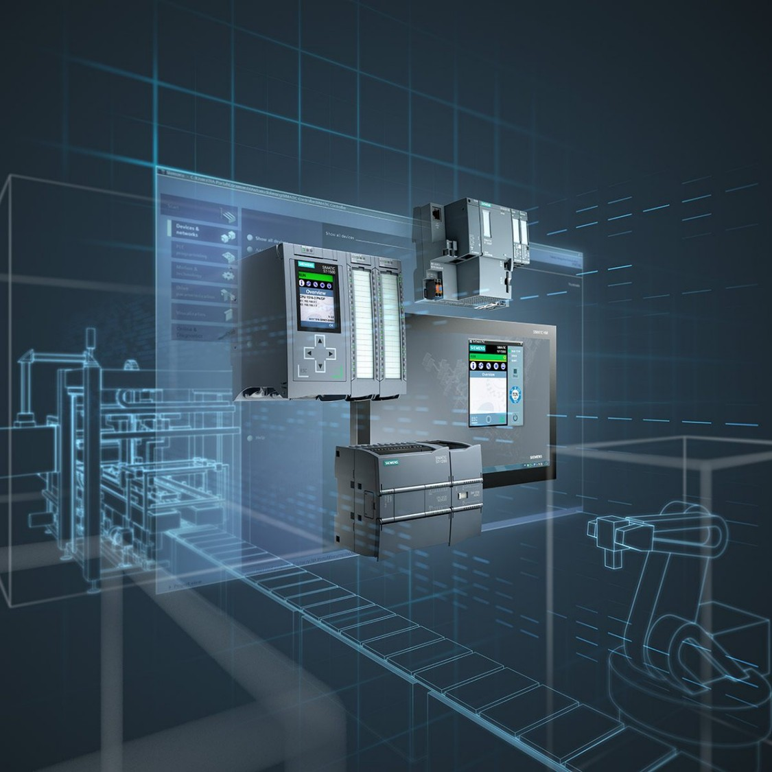 SIMATIC-the automation brand by Siemens