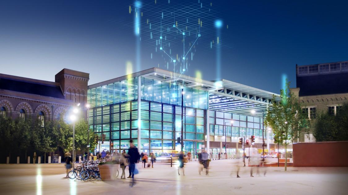 Cloud-Produkte und -Anwendungen für Ihre Gebäude