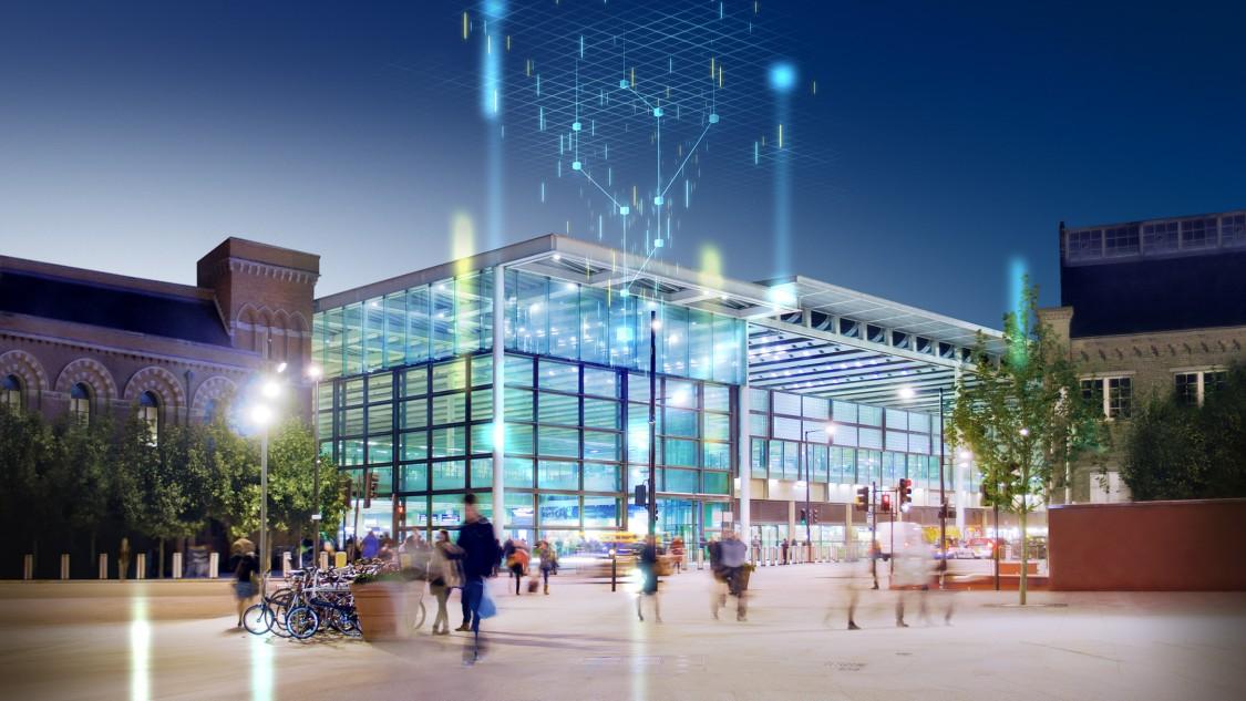 Облачные приложения и решения для зданий