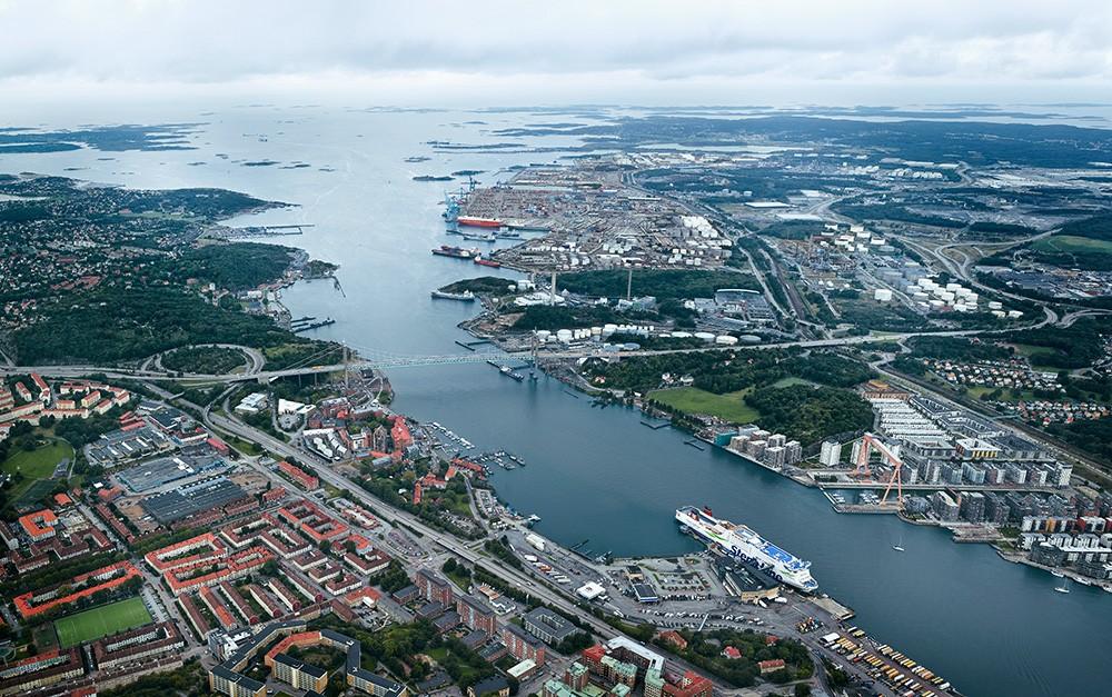 Foto: Göteborgs Hamn