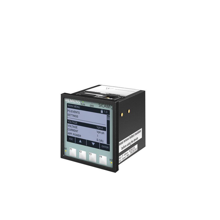 Wielofunkcyjny miernik SICAM Q100
