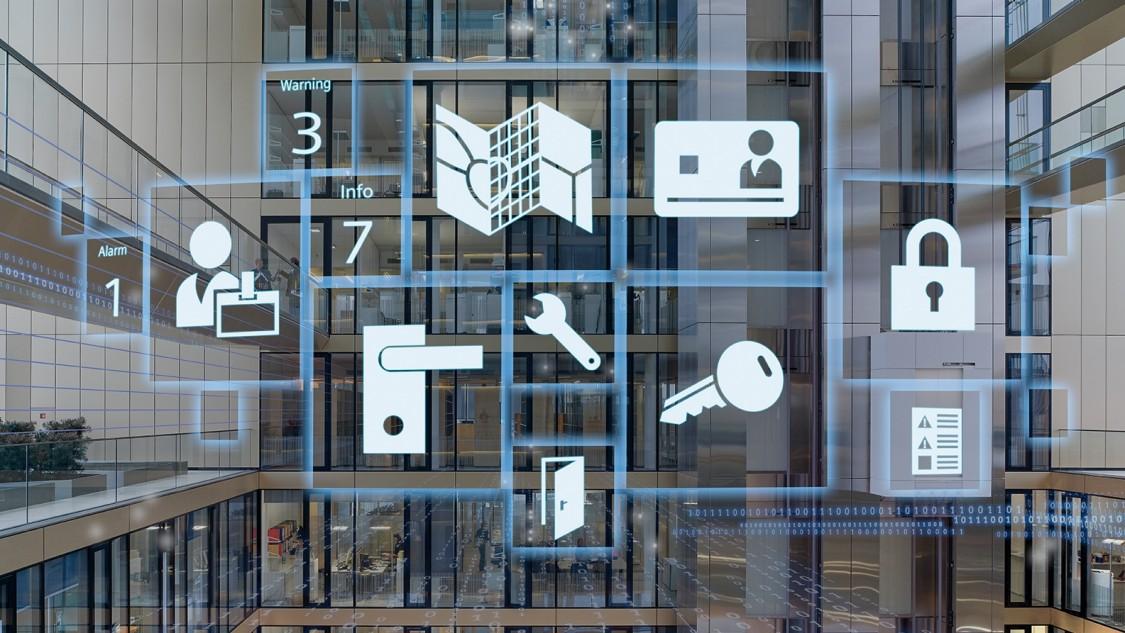 Siemens Gebäudetechnik | Zutrittskontrolle | SIPORT