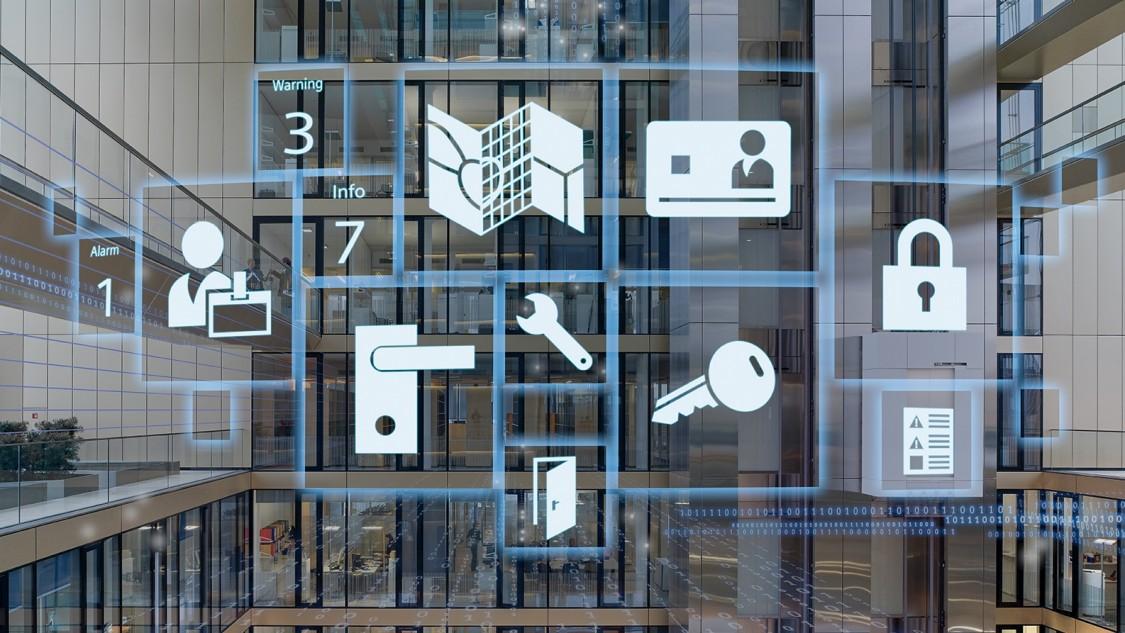 Siemens Gebäudetechnik   SIPORT Zutrittskontrolle