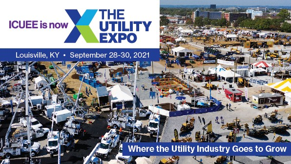 Visit Siemens in booth #B1111 at The Utility Expo 2021