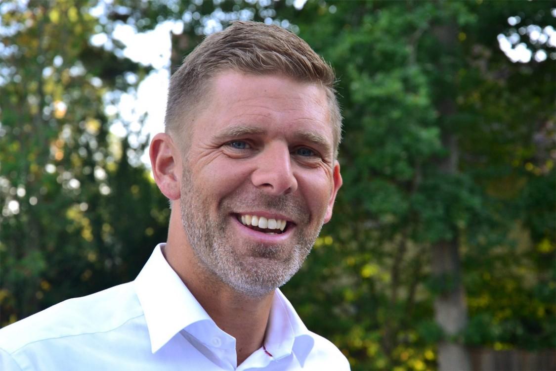 Mr Markus Edström