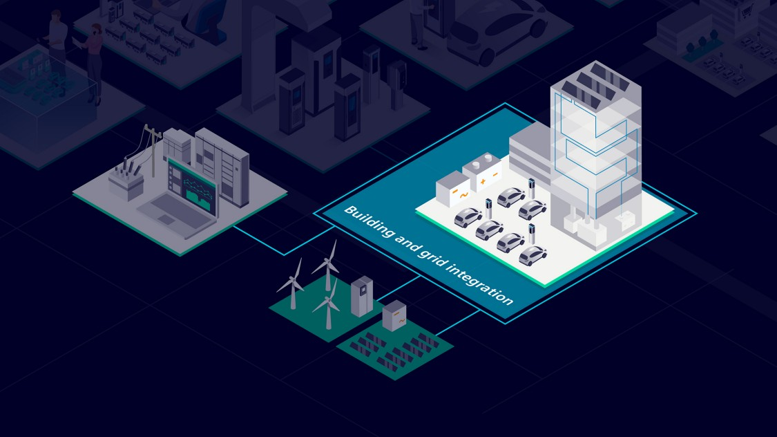 Integrating smart buildings with eMobility