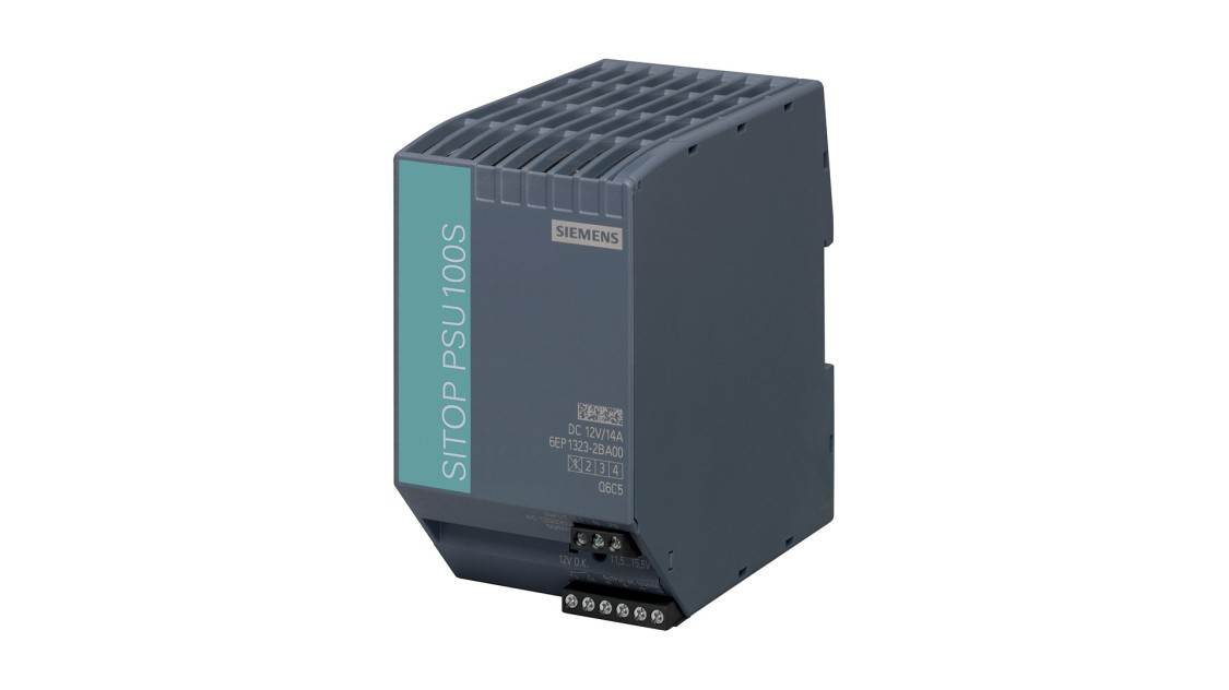 Product image SITOP PSU100S, 1-phase, DC 12 V/14 A