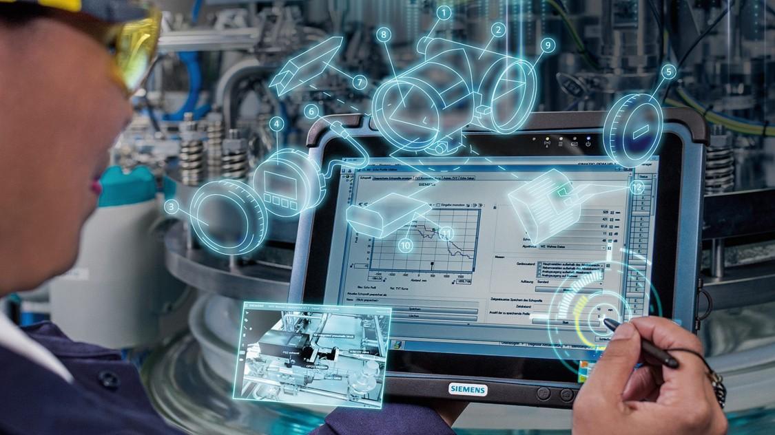 Proses Enstrümantasyonu için Endüstri Servisleri