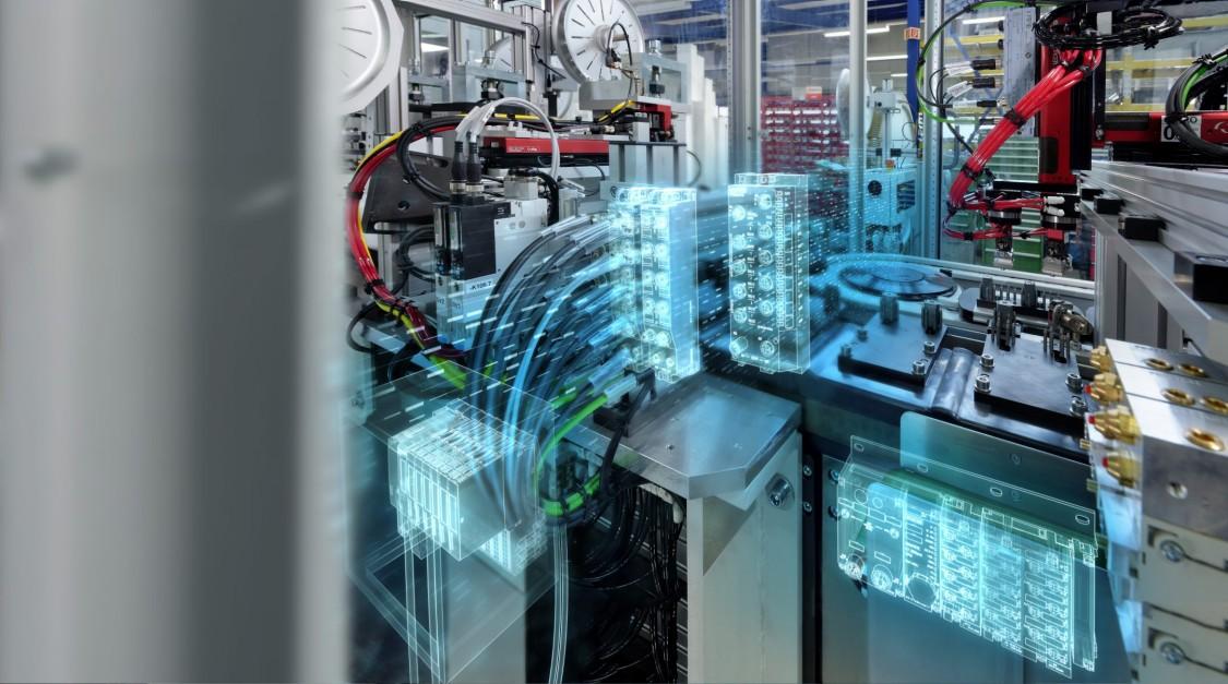 Machine mount automation