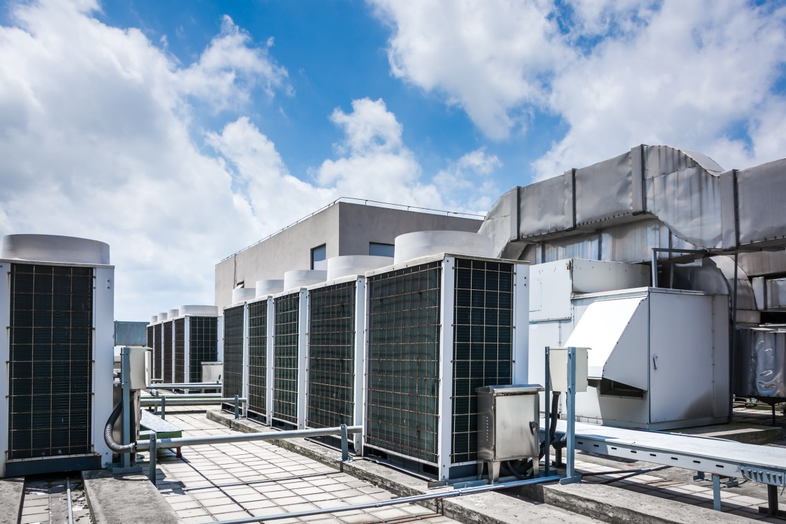 Система управления энергоснабжением металлургического завода