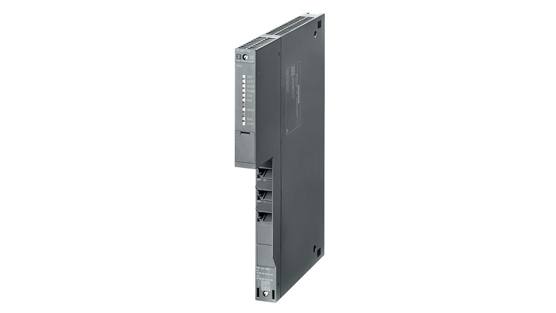 Produktbild eines CP 443-1 Advanced für Advanced Controller SIMATC S7-400