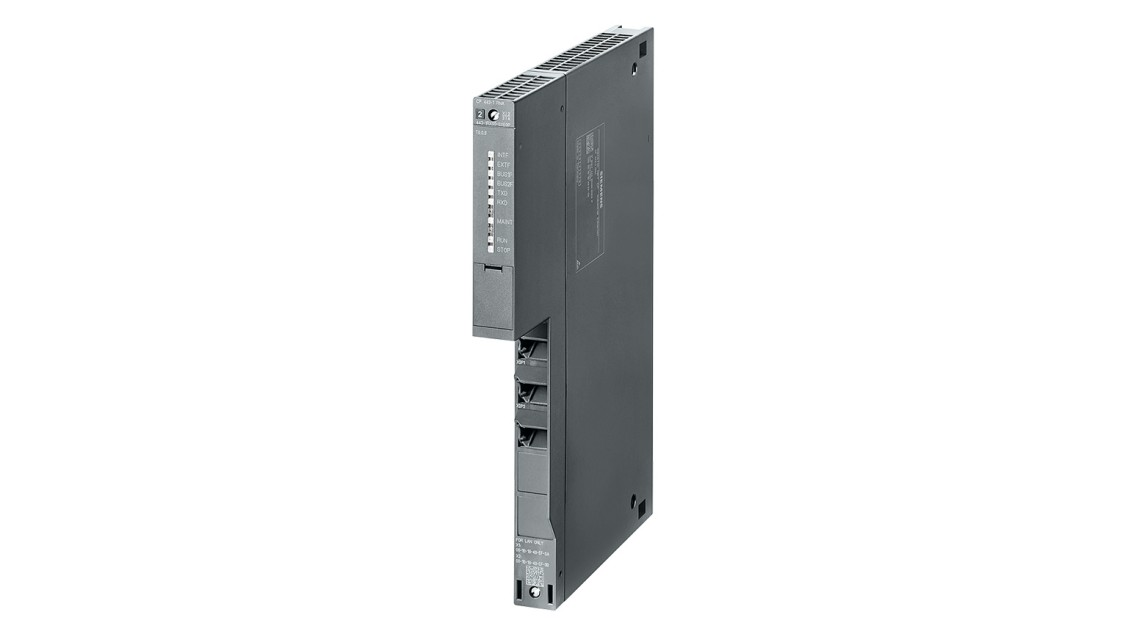 Product image of a CP 443-1 Advanced for SIMATIC S7-400 Advanced Controllers