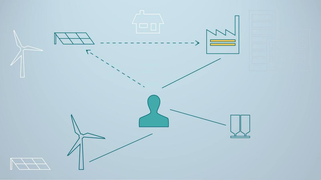 Optimierung der eigenen Energieversorgung