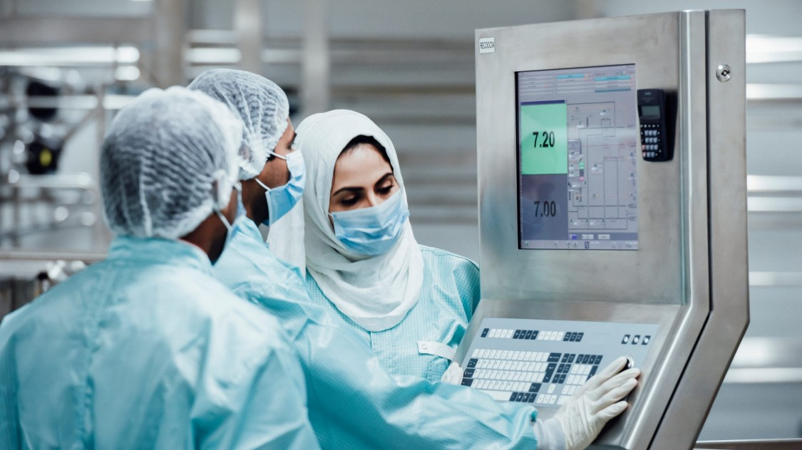 Digital pharma solutions in practice: Julphar, Middle East