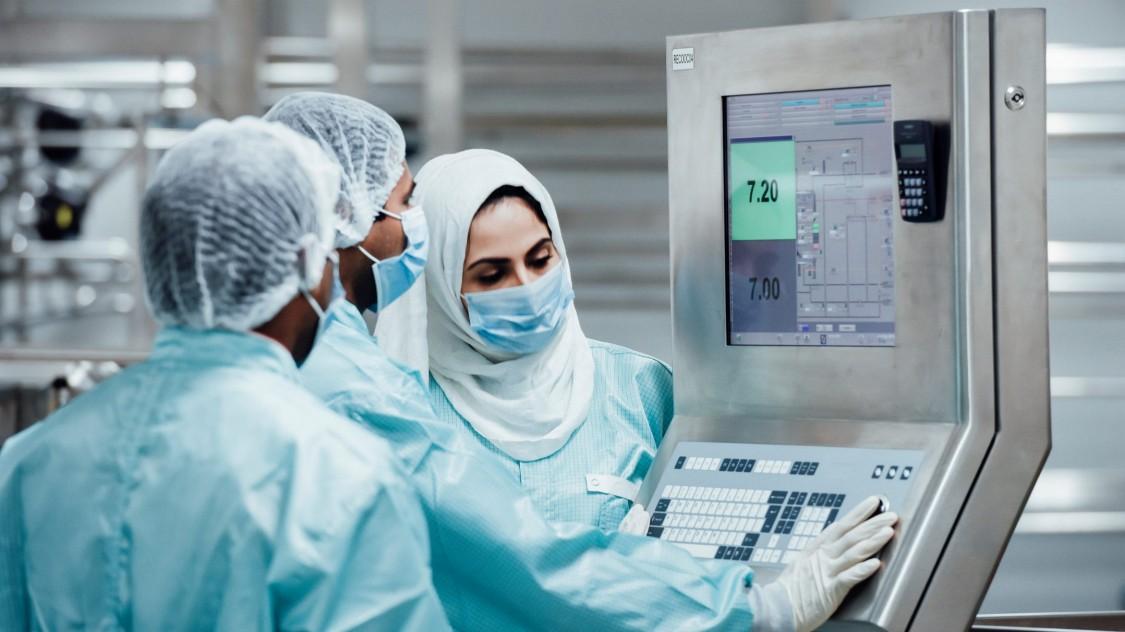 Digitale Pharmalösungen in der Praxis: Julphar, Naher Osten