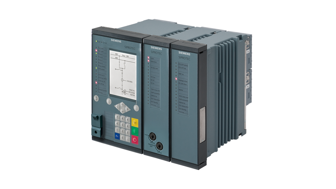 Paralleling device – SIPROTEC 7VE85