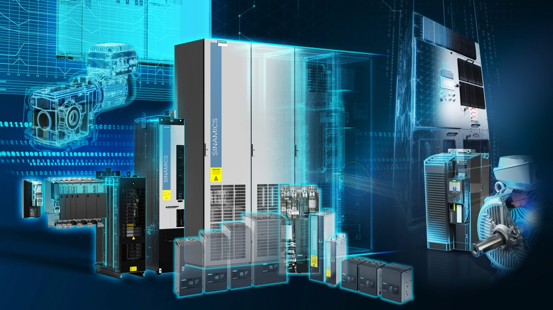 The drives family for any application