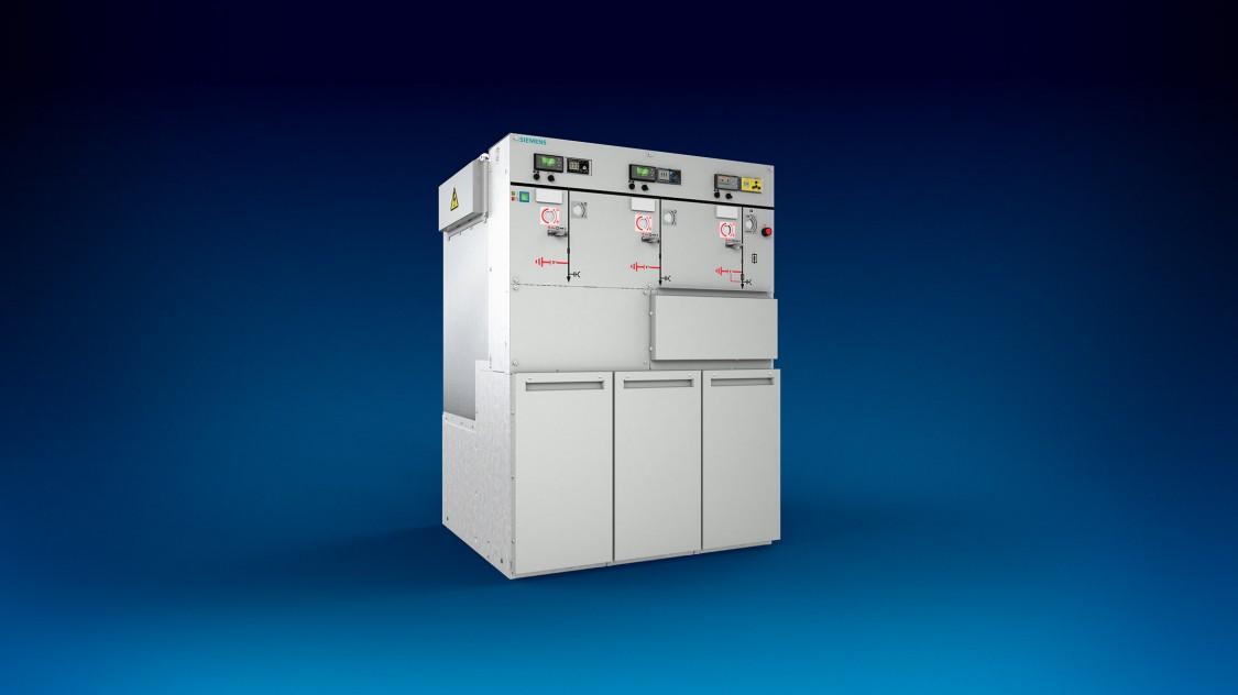 Neue fluorgasfreie Ringkabelschaltanlage von Siemens setzt neue Maßstäbe für die umweltfreundliche Energieverteilung