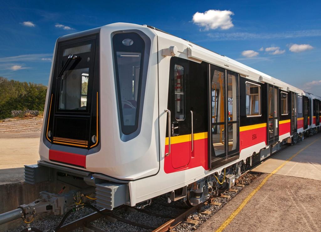 Inspiro Warschau: Eine neue Metro-Generation für Warschau
