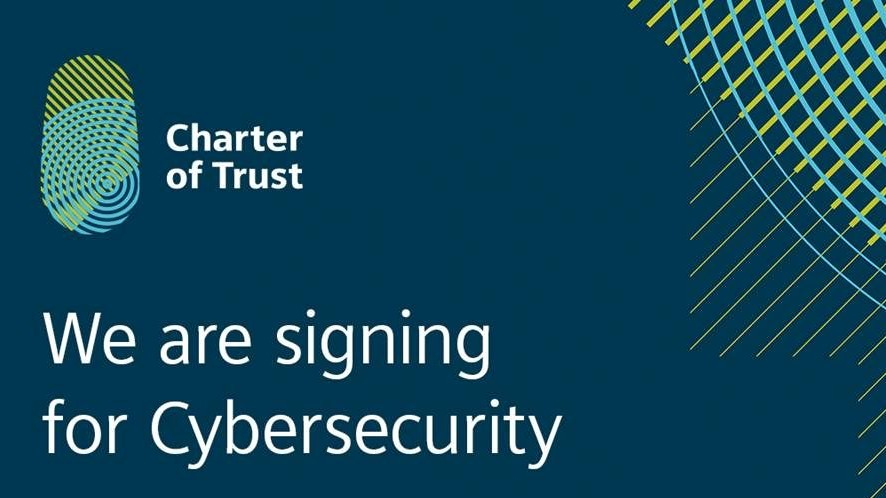Cybersecurity – Charter of Trust