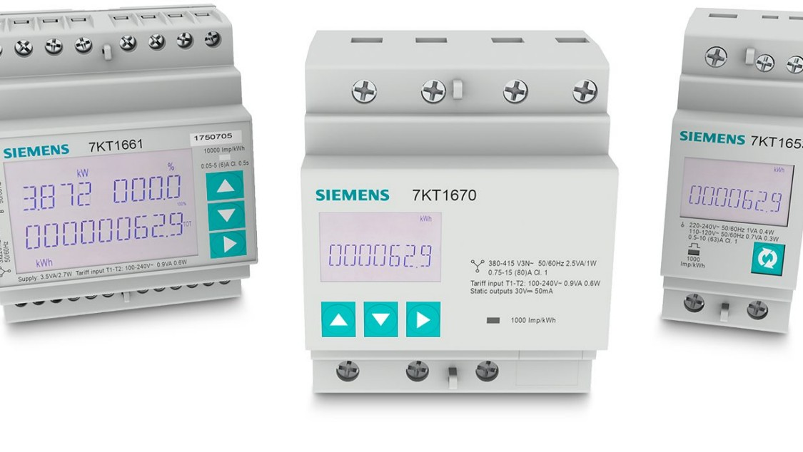 7KT PAC measuring devices – high transparency in a compact design